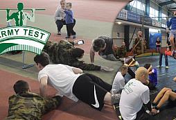 První ARMY TEST 2018 proběhl v Jablonci nad Nisou