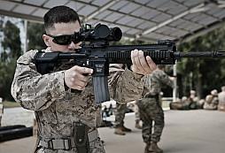 Americká námořní pěchota zná nástupce současných pušek M4