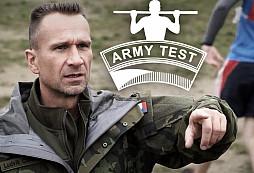 ARMY TEST - armádní test fyzické kondice dětí i dospělých