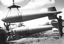 Největší bomby 2. světové války, které zničily Tirpitz nebo Hitlerovo horské sídlo Berghof...