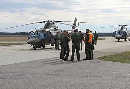 Cvičení MORAVIAN GRIFFON 2018 NATO Squadron Exchange 3