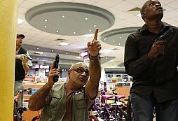 Neznámí hrdinové - členové střeleckého klubu v Nairobi bojovali proti teroristům z Aš-Šabáb