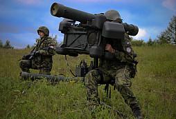 Taktické cvičení 25. protiletadlového raketového pluku Strakonice