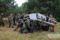 BORDER WAR - Největší airsoftová akce v EU s podporou AČR