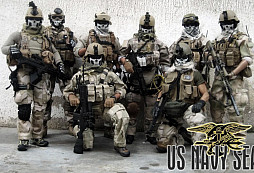 Navy SEALs - Námořní, vzdušné a pozemní týmy Námořnictva USA