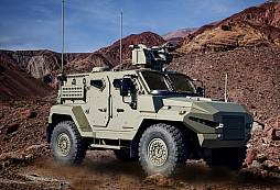Patriot 4x4 Tactical APC – nejmodernější univerzální obrněné vozidlo na podvozku Tatra