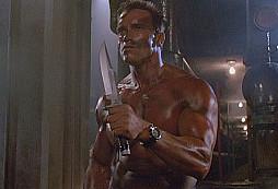 Tip na film: Commando - Nekonečné dávky z kulometu a legendární Arnold