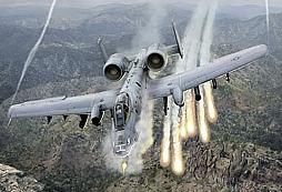 Americké letectvo hledá nástupce za A-10, jeden z testovaných strojů se zřítil