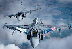 Celkem 215 hodin strávili piloti ve vzduchu během Sky Avenger 2018