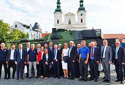 Průmyslové turné společnosti GDELS k projektu ASCOD 2 otevírá brány k miliardovým zakázkám pro české firmy