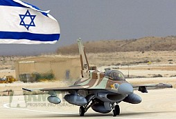 Izraelské letectvo v akci