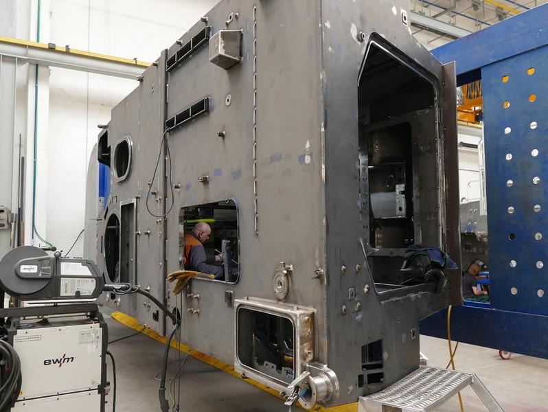 Výroba TDV (6)