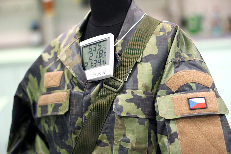 Chameleon camouflage - future of uniforms? IMG_9008