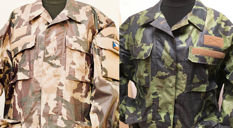 Chameleon camouflage - future of uniforms? Zmena%20vzoru