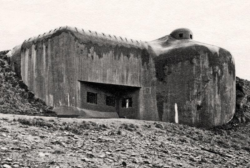 2 - PĚCHOTNÍ SRUB K - S 21 V ŘÍJNU 1938