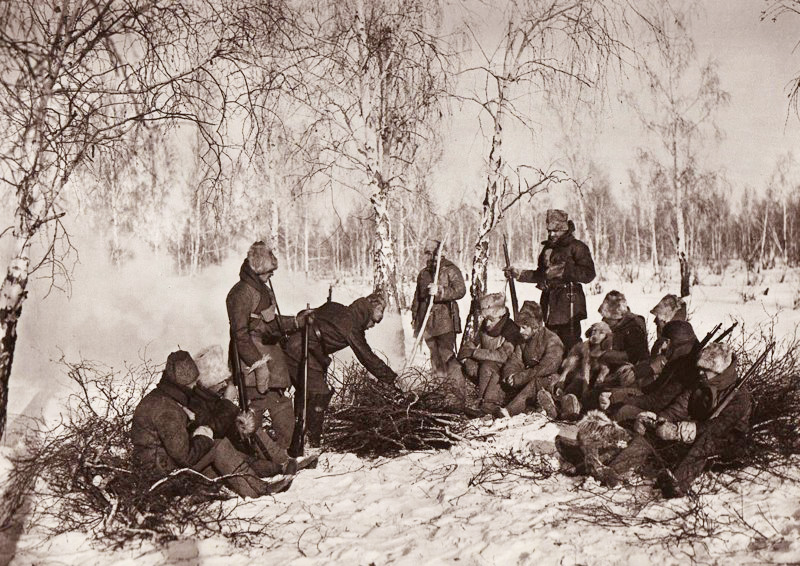 Czech_Legion_in_forest