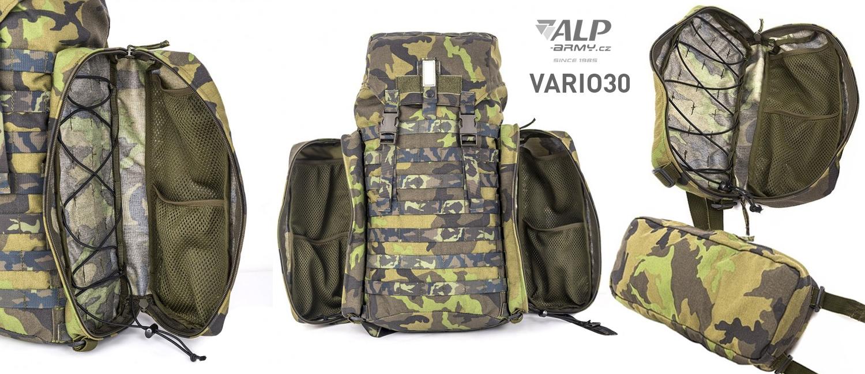 3e7327c0cf4 Nejen taktické batohy od ALP Army