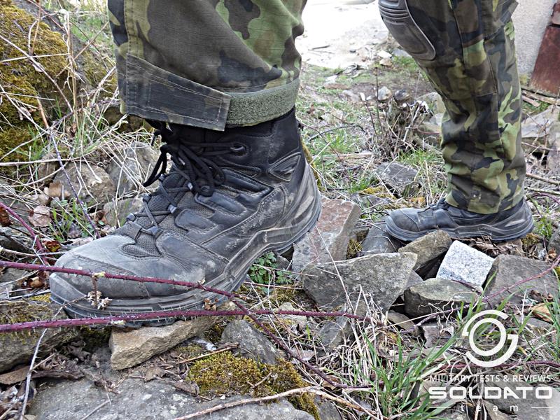 0307fdc3dc Dělat kombinované boty bez membrány se mi nezdá jako dobrý nápad. Ano
