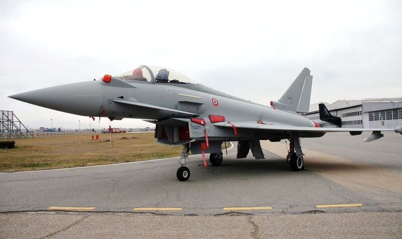 Typhoon.Tranche-3. Eurofighter.FU