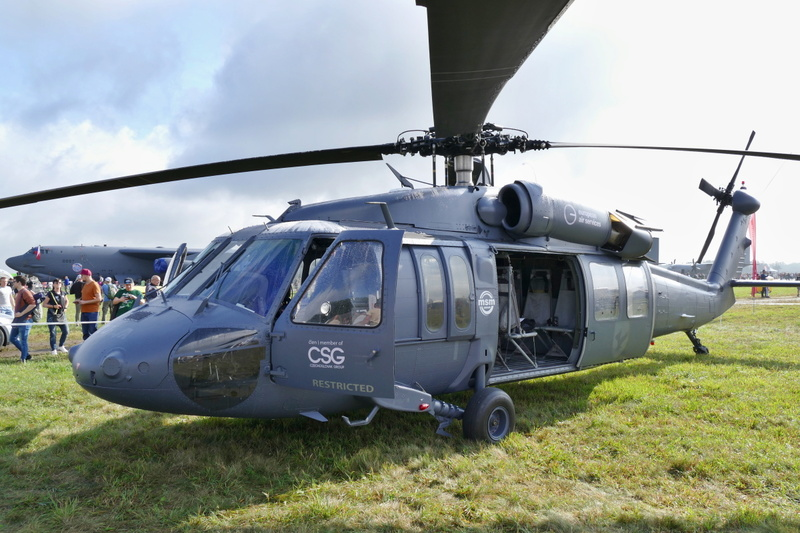 EAS - UH-60 Black Hawk