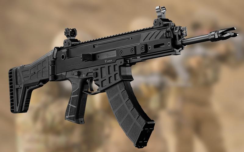 Hezké pušky hezky střílejí aneb český CZ BREN 2Ms | ARMYWEB cz